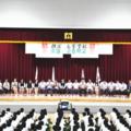 朝日高等学校訪問