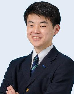 工業科・電気情報科(情報コース) 田中 朝日君(西合志南中出身)