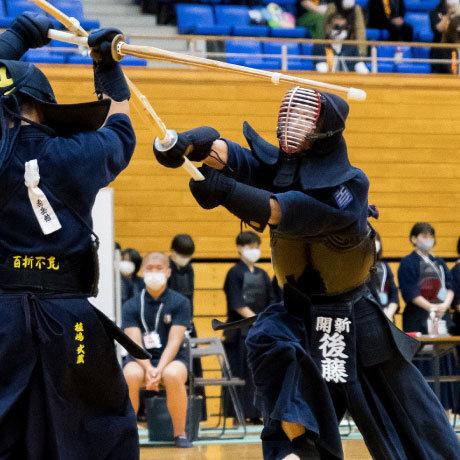 剣道部男子